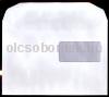 LC/5 enyvezett, bélésnyomott, jobb 45x90 mm nem szabvány ablakos boríték