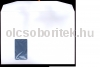 LC/4 enyvezett, bélésnyomott, bal 55x90 mm ablakos boríték