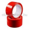 Ragasztószalag, csomagolószalag, csomagoló ragasztószalag akril piros