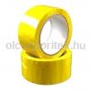 Ragasztószalag, csomagolószalag, csomagoló ragasztószalag akril sárga