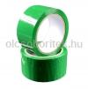 Ragasztószalag, csomagolószalag, csomagoló ragasztószalag akril zöld